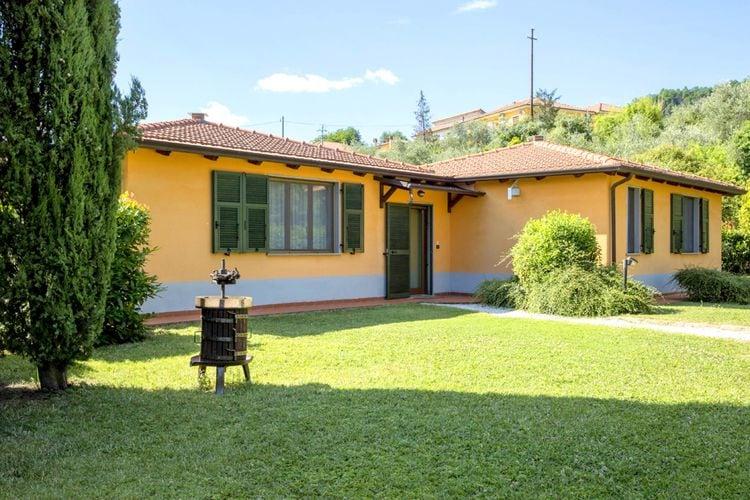 Italie | Lig | Vakantiehuis te huur in Bolano met zwembad  met wifi 5 personen