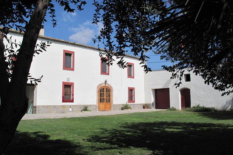 Vakantiehuizen Costa de Barcelona te huur Sant-Martí-Sarroca- ES-08731-01   met wifi te huur