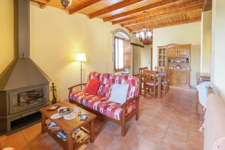 Vakantiehuis spanje, Catalunia, Maians-Castellfollit del Boix Vakantiehuis ES-08255-01