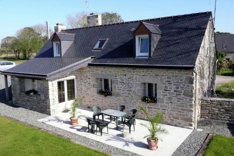 Vakantiehuizen Frankrijk | Bretagne | Vakantiehuis te huur in Plozevet   met wifi 5 personen