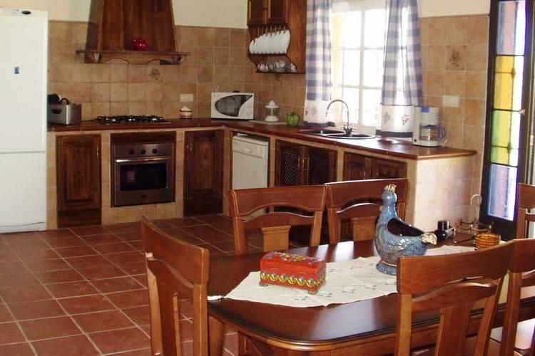 Maison de vacances Casa Torrejón (236260), Villanueva de la Concepcion, Malaga, Andalousie, Espagne, image 9