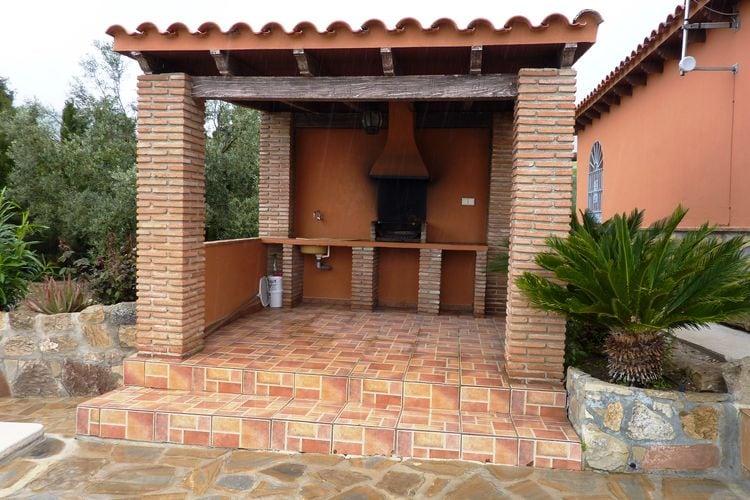 vakantiehuis Spanje, Andalucia, Villanueva de la Concepción vakantiehuis ES-29230-15