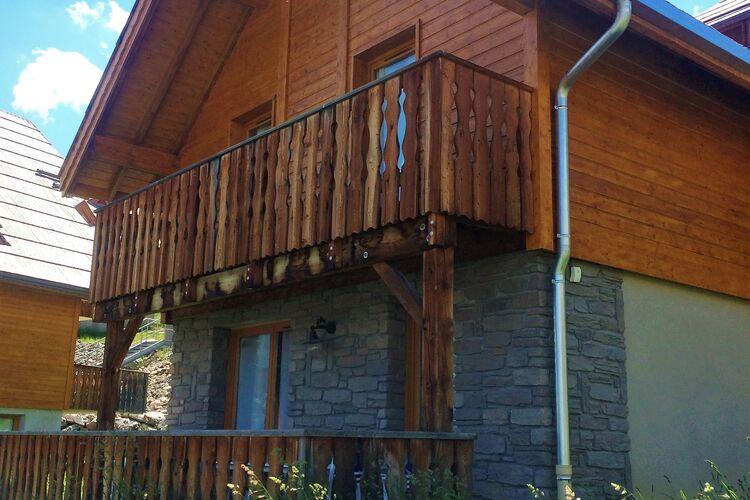 Vakantiehuizen Frankrijk | Rhone-alpes | Chalet te huur in Pra-Loup   met wifi 10 personen