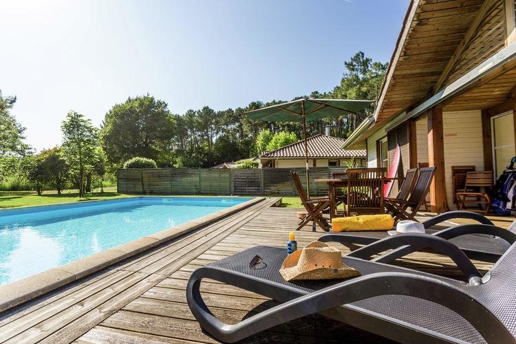 Holiday house Villas Clairière aux Chevreuils (236280), Moliets et Maa, Atlantic coast Landes, Aquitania, France, picture 5