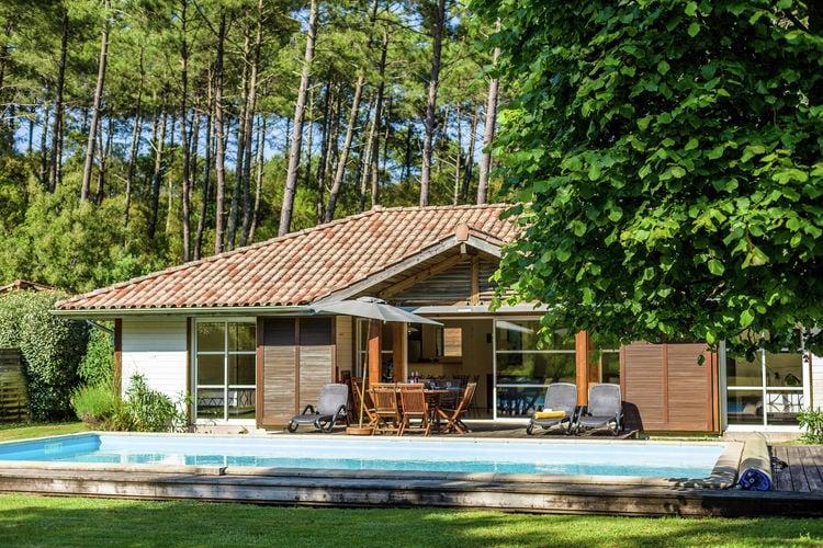 Holiday house Villas Clairière aux Chevreuils (236280), Moliets et Maa, Atlantic coast Landes, Aquitania, France, picture 1