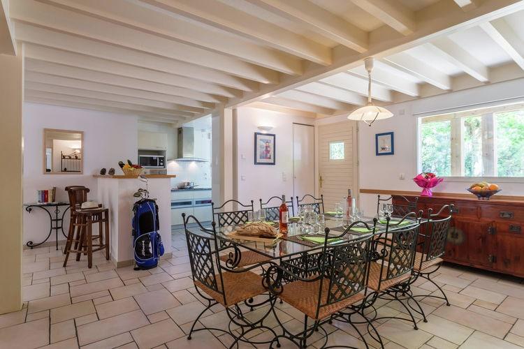 Holiday house Villas Clairière aux Chevreuils (236280), Moliets et Maa, Atlantic coast Landes, Aquitania, France, picture 10