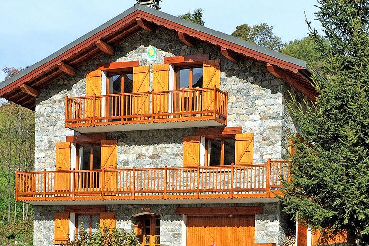 Les-Menuires Vakantiewoningen te huur Comfortabel chalet met o.a. sauna en houtkachel