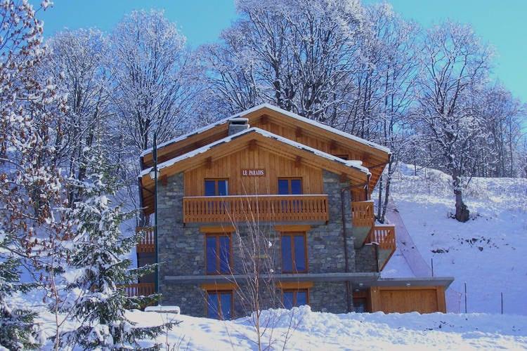 Ferienhaus Chalet Paradis de St Martin (236378), Saint Martin de Belleville, Savoyen, Rhône-Alpen, Frankreich, Bild 3