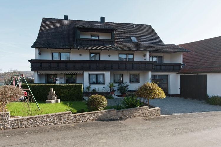 Holiday apartment Nadine (255474), Gößweinstein, Franconian Switzerland, Bavaria, Germany, picture 2
