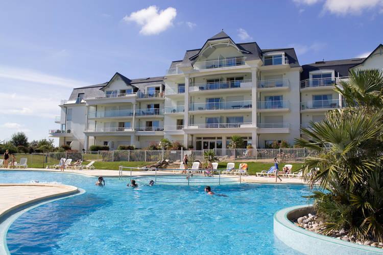 Appartementen Frankrijk | Pays-de-la-loire | Appartement te huur in Laiguillon-sur-vie met zwembad   6 personen