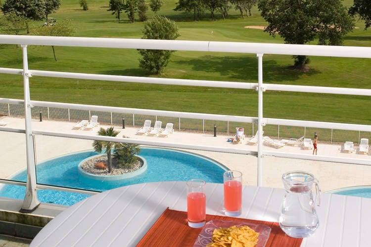 Ferienwohnung Charmantes Appartement mit Geschirrspüler an einem Golfplatz (236405), Coëx, Vendée Binnenland, Pays de la Loire, Frankreich, Bild 12