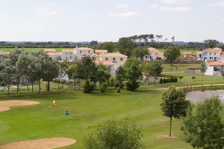 Ferienwohnung Charmantes Appartement mit Geschirrspüler an einem Golfplatz (236405), Coëx, Vendée Binnenland, Pays de la Loire, Frankreich, Bild 13