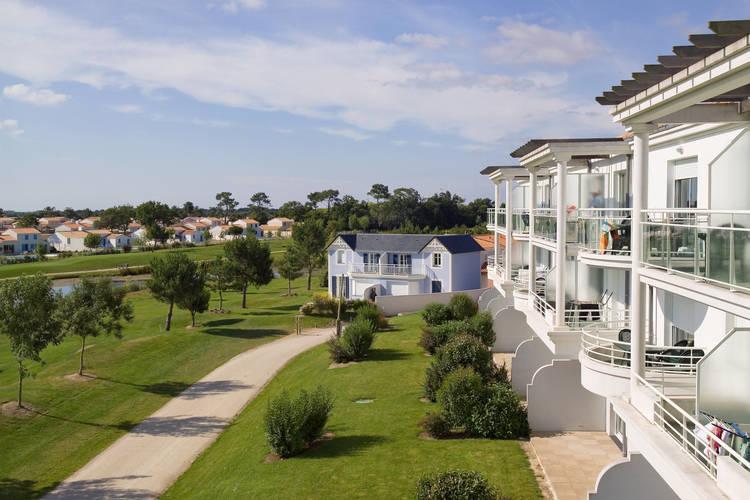Ferienwohnung Charmantes Appartement mit Geschirrspüler an einem Golfplatz (236402), Coëx, Vendée Binnenland, Pays de la Loire, Frankreich, Bild 2