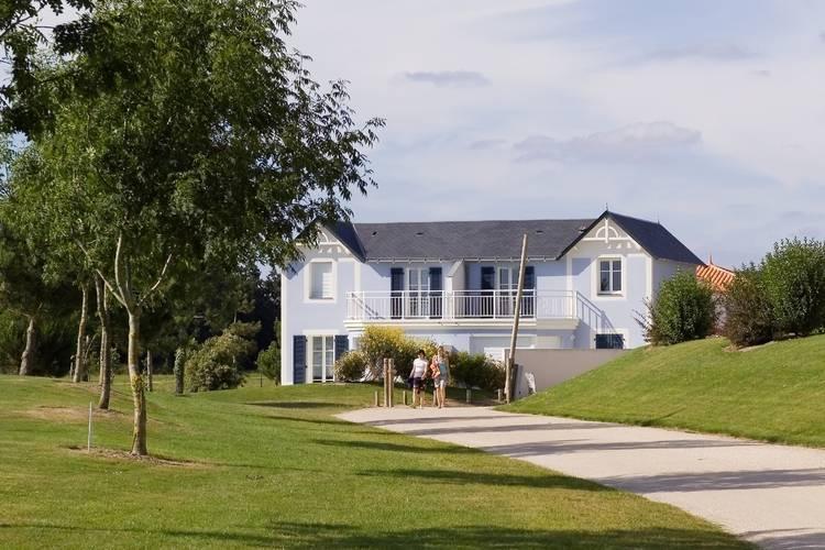 Vakantiehuizen Frankrijk | Pays-de-la-loire | Villa te huur in Laiguillon-sur-vie met zwembad  met wifi 8 personen