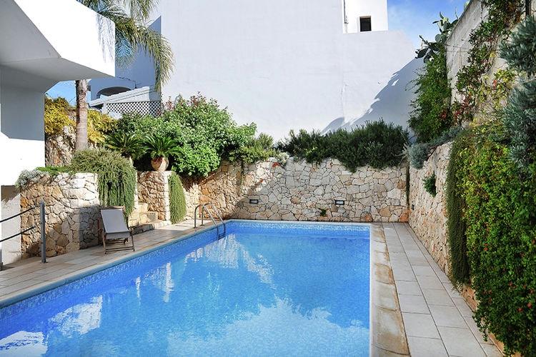Vakantiehuizen Puglia te huur Nardò- IT-73014-02 met zwembad  met wifi te huur