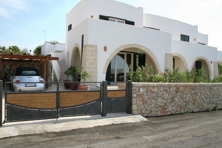 Vakantiewoning Italië, Puglia, Nardò Appartement IT-73014-02