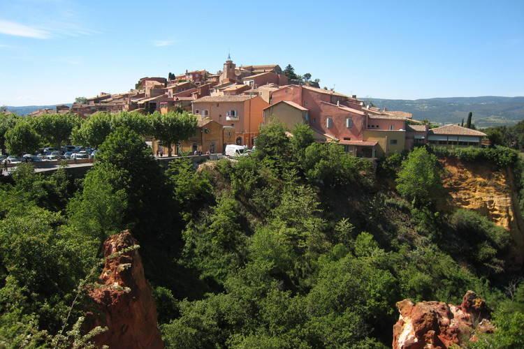 Ferienhaus La Burlière (58974), Roussillon, Vaucluse, Provence - Alpen - Côte d'Azur, Frankreich, Bild 20