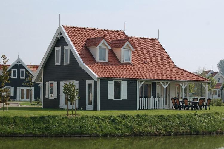 Zeeland Vakantiewoningen te huur Vrijstaande woningen, bijna alle aan het water met moderne inrichting op park met vele faciliteiten