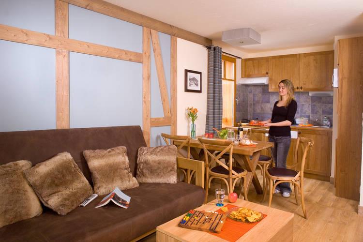 Appartement Frankrijk, Midi-Pyrenees, Saint-Lary-Soulan Appartement FR-65170-04