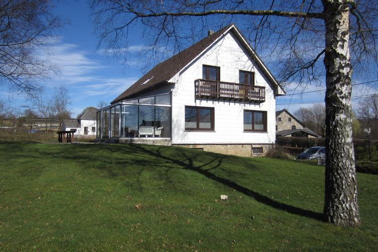 Thirimont Vakantiewoningen te huur Sfeervol vakantiehuis in het hart van de Ardennen