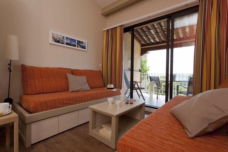 Appartement Frankrijk, Provence-alpes cote d azur, Grimaud Appartement FR-83310-03