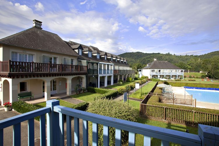 Appartement Frankrijk, Limousin, Argentat Appartement FR-19400-02