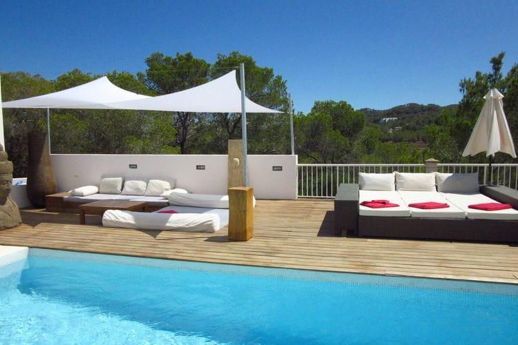 Villa Spanje, Ibiza, San José / Cala Tarida Villa ES-07829-06