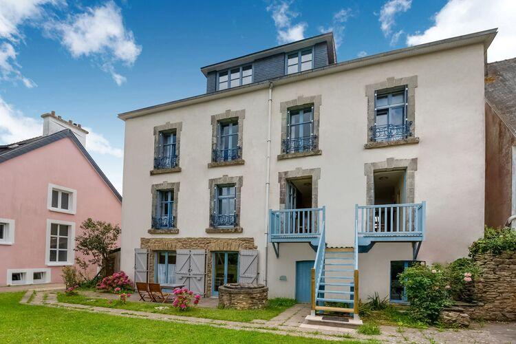 Vakantiehuizen Frankrijk | Bretagne | Appartement te huur in Le-Pouldu    5 personen