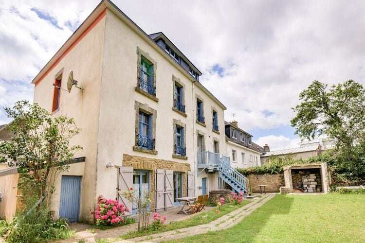 Vakantiehuizen Frankrijk | Bretagne | Appartement te huur in Le-Pouldu    4 personen
