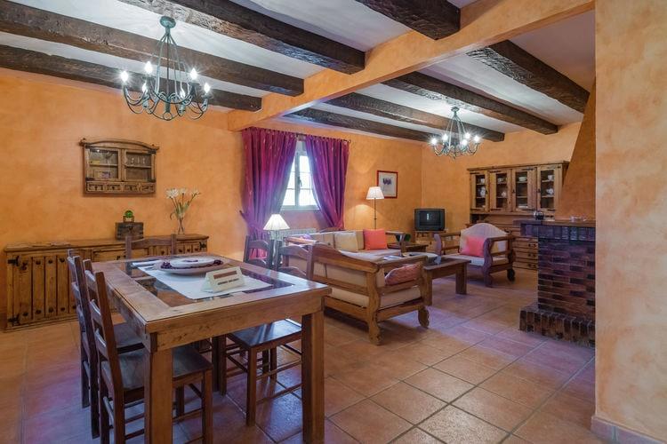 vakantiehuis Spanje, Extramadura, Herrera de Alcántara vakantiehuis ES-10512-01