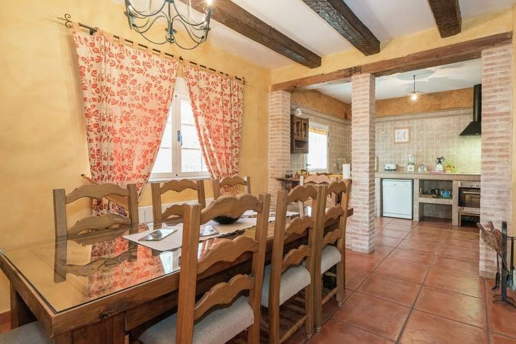 vakantiehuis Spanje, Extramadura, Herrera de Alcántara vakantiehuis ES-10512-05