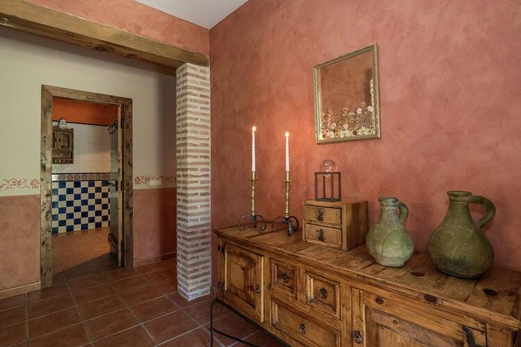 vakantiehuis Spanje, Extramadura, Herrera de Alcántara vakantiehuis ES-10512-04