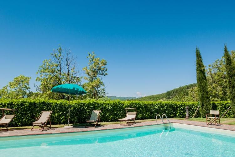 Ferienhaus Villa Lonanno (249313), Pratovecchio, Arezzo, Toskana, Italien, Bild 7