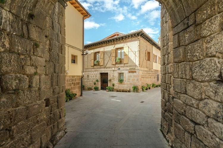 vakantiehuis Spanje, Het Groene Spanje, Salinillas de Buradón vakantiehuis ES-01212-01