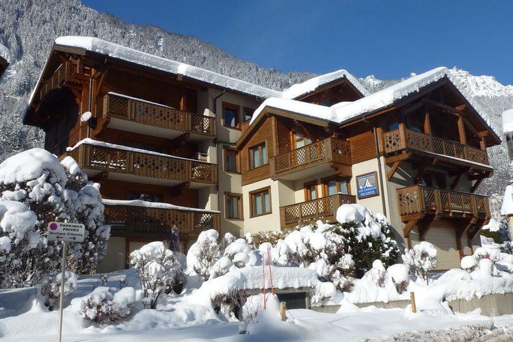 Appartement Frankrijk, Rhone-alpes, Chamonix Appartement FR-74400-32