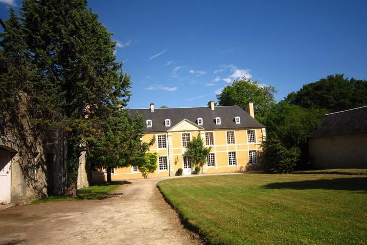 Ferienhaus La Grange du Château (241887), Lantheuil, Calvados, Normandie, Frankreich, Bild 2