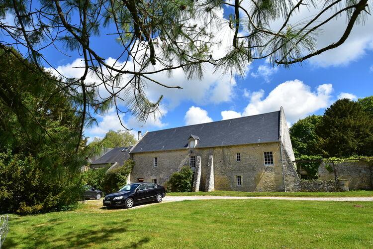 Vakantiehuizen Normandie te huur Lantheuil- FR-14480-01   met wifi te huur