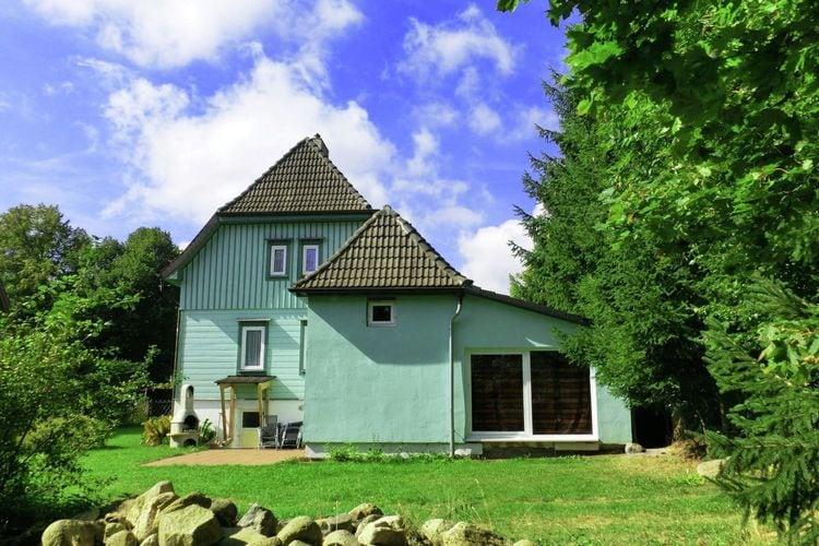 Vakantiehuis met zwembad met wifi  Elend  Ferienhaus Loretta