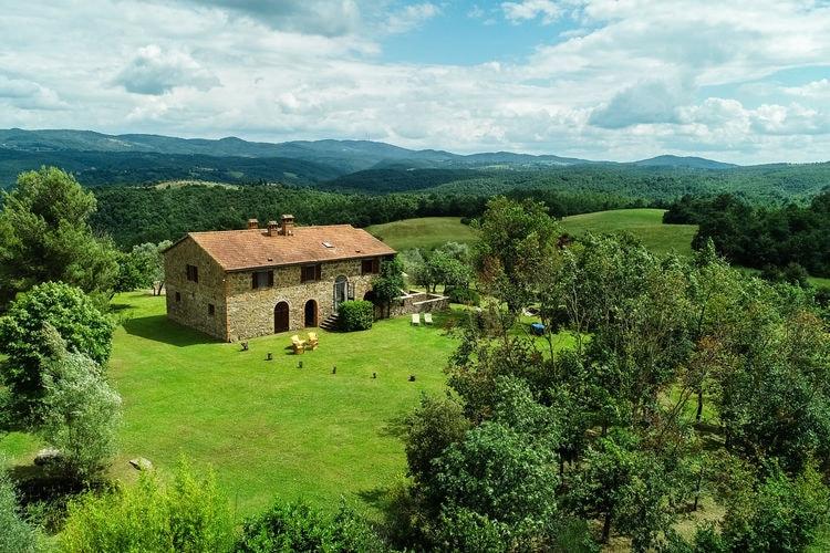 vakantiehuis Italië, Umbrie, Montegabbione vakantiehuis IT-05010-02