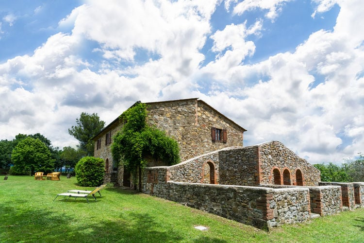 Woning Italie | Umbrie | Vakantiehuis te huur in Montegabbione    6 personen