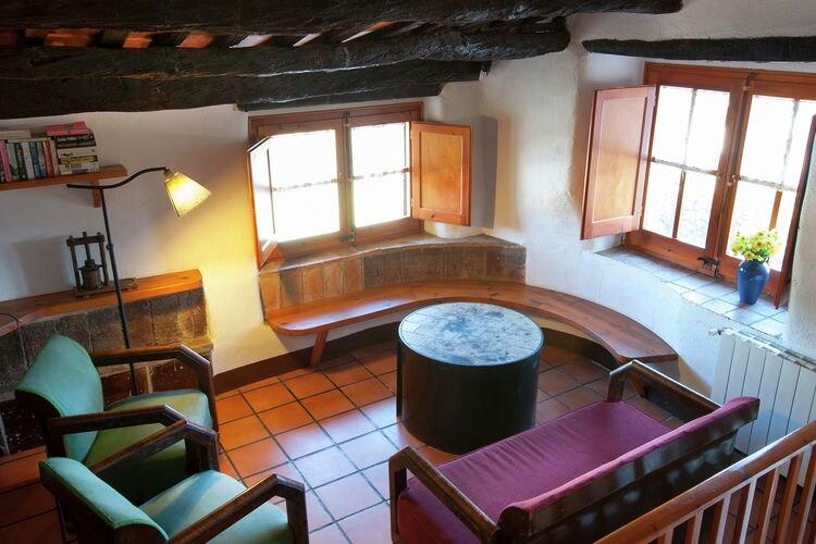 vakantiehuis Spanje, Costa de Barcelona, Subirats vakantiehuis ES-08739-01