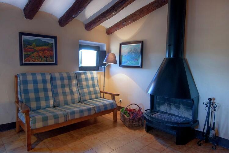 vakantiehuis Spanje, Costa de Barcelona, Subirats vakantiehuis ES-08739-02