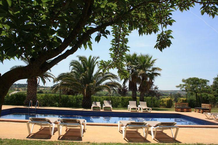 Vakantiehuizen Costa de Barcelona te huur Subirats- ES-08739-02 met zwembad  met wifi te huur