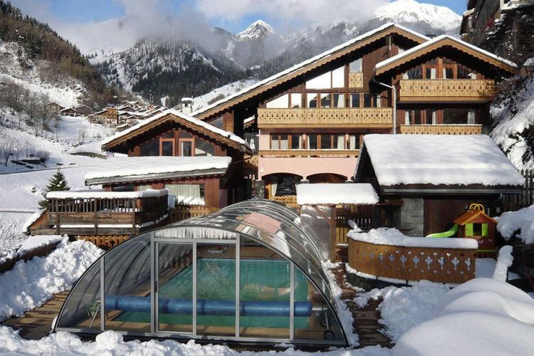 Residence les Edelweiss 2 - Chalet - Champagny en Vanoise