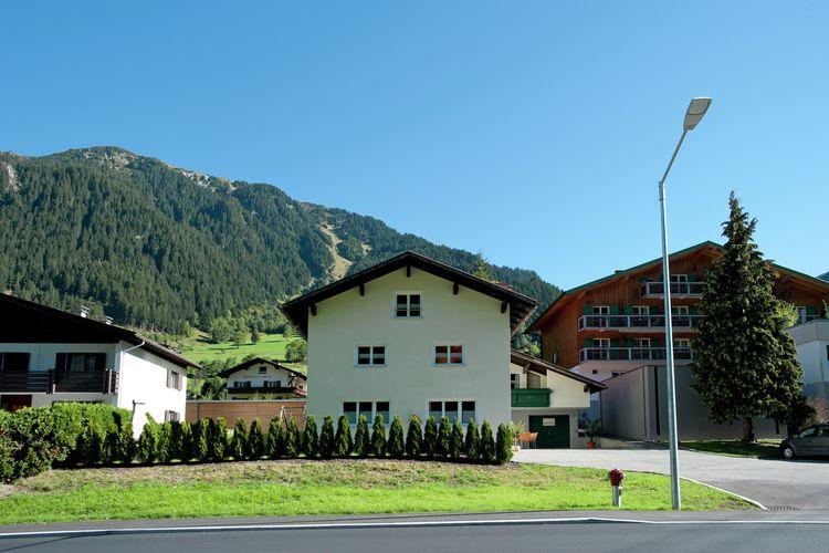 vakantiehuis Oostenrijk, Vorarlberg, Gaschurn vakantiehuis AT-6793-27