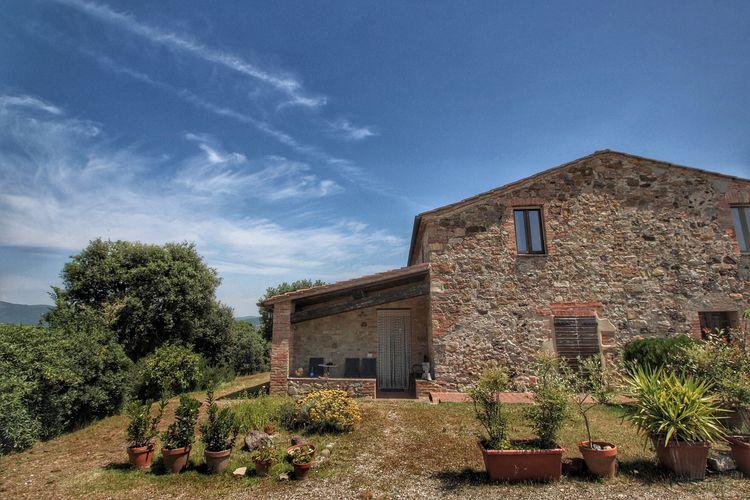 Vakantiehuizen Italie | Toscana | Vakantiehuis te huur in Casole-dElsa   met wifi 5 personen