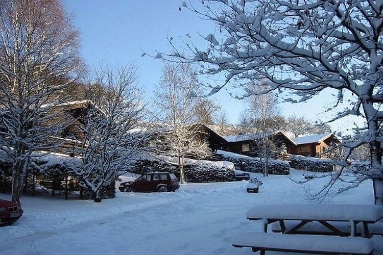 Gepflegt eingerichtete Ferienwohnung in Waldnä Ferienpark in der Eifel