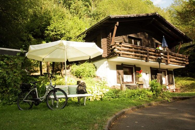 Appartement Duitsland, Eifel, Schönecken Appartement DE-54614-05
