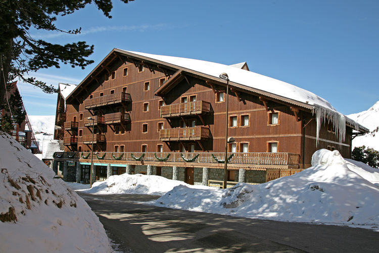 Residence Chalet Altitude Bourg-Saint-Maurice Northern Alps France