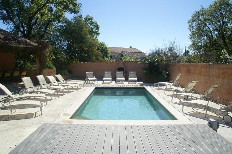 Villa met zwembad met wifi  CorseLa Safari